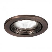 WAC US HR-836-CB - Recessed Low Voltage Trim Metal Trim Ring