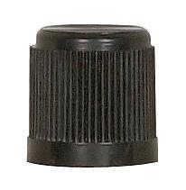 Satco Products Inc. 90/2315 - Black Knob