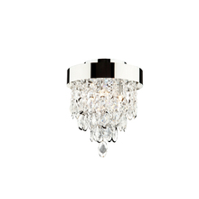 Artcraft AC10117 - Elegante 3 Light  Chrome Chandelier