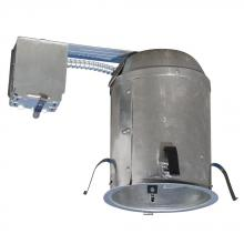 "Galaxy Lighting RS3000R-AT - 5"" Line Voltage Airtight Retrofit Housing"