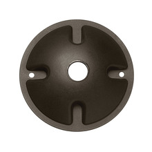 Hinkley Canada 0022BZ - LANDSCAPE ACCESSORY JUNCTION BOX COVER