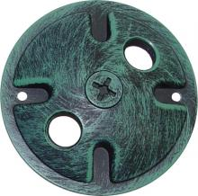 Nuvo SF76/668 - Mounting Plate; 2 Light; Antique Verdigris Finish