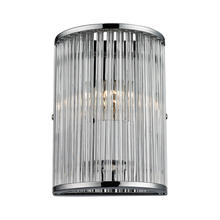 ELK Lighting 10360/1 - Braxton 1 Light Sconce In Polished Chrome