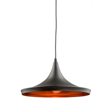 Artcraft JA802 - Connecticut Matt Black Pendant