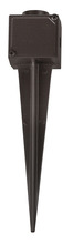 Hinkley Canada 0013-JBBZ - LANDSCAPE ACCESSORY GROUND SPIKE